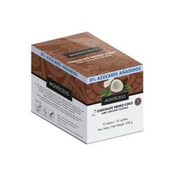 Chocolate Negro Coco - Montecelio