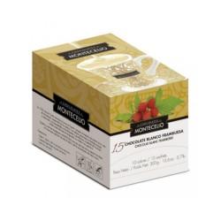 Chocolate Blanco Frambuesa - Montecelio