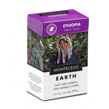 CAFÉ MONTECELIO EARTH ETHIOPIA 1/4 GRANO
