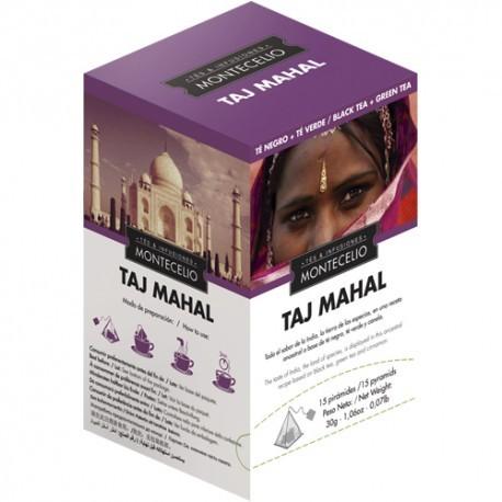Pirámides Montecelio Taj Mahal