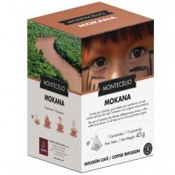 PIRAMIDES MONTECELIO-MOKANA-INFUSIÓN CAFÉ