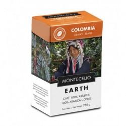 CAFÉ MONTECELIO EARTH COLOMBIA 250gr GRANO