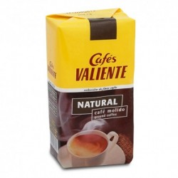 OFERTA CAFÉS VALIENTE NATURAL